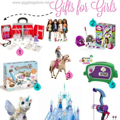 Hottest Holiday Gifts for Girls