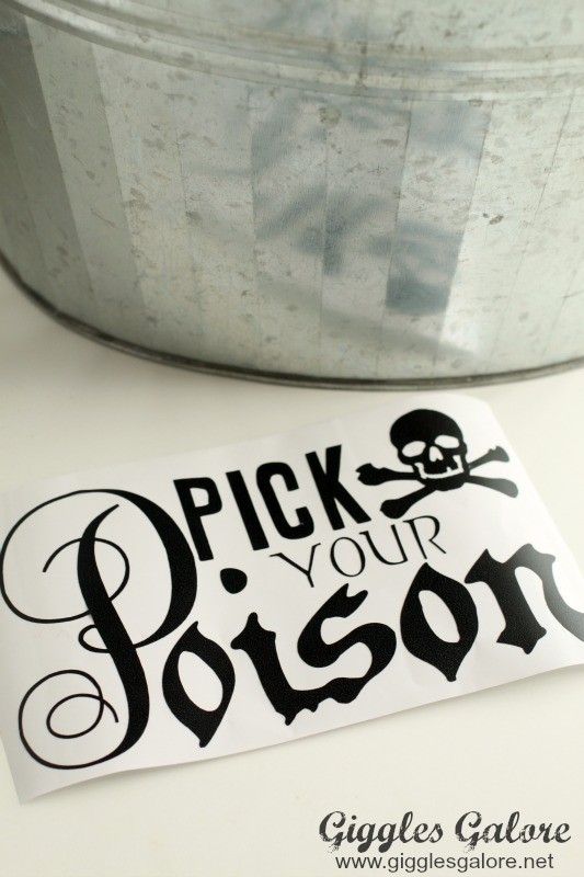 Pick Your Poison Vinyl