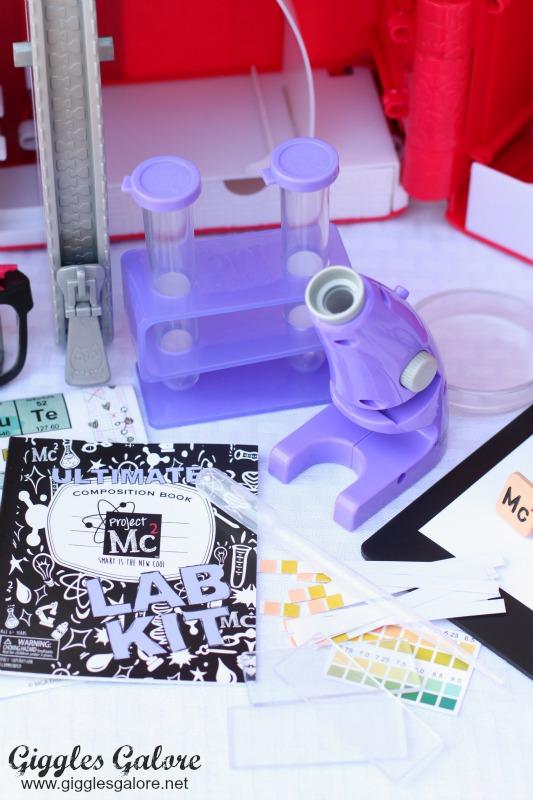 Project Mc2 Lab Kit Supplies