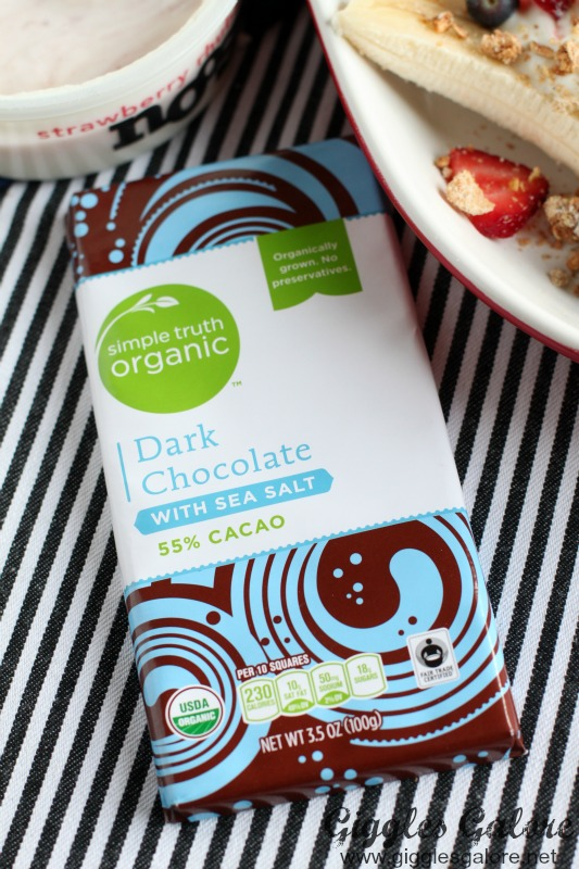 Simple Truth Dark Chocolate