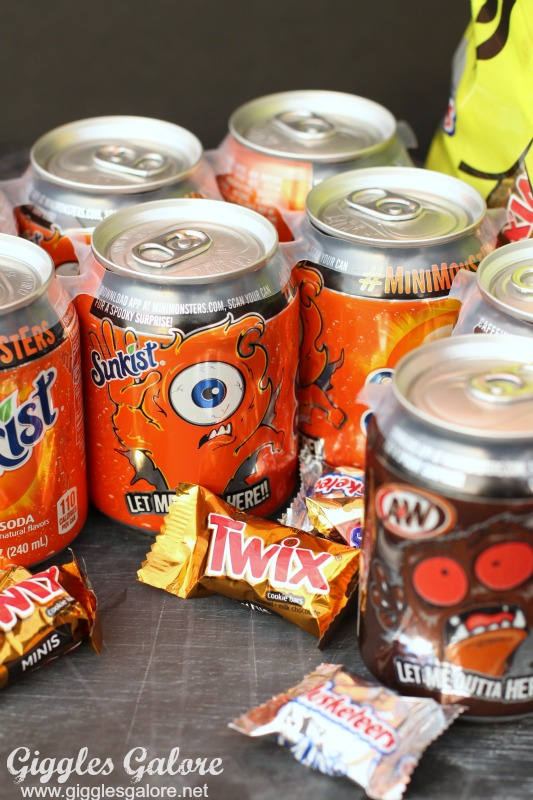 Sunkist and Candy