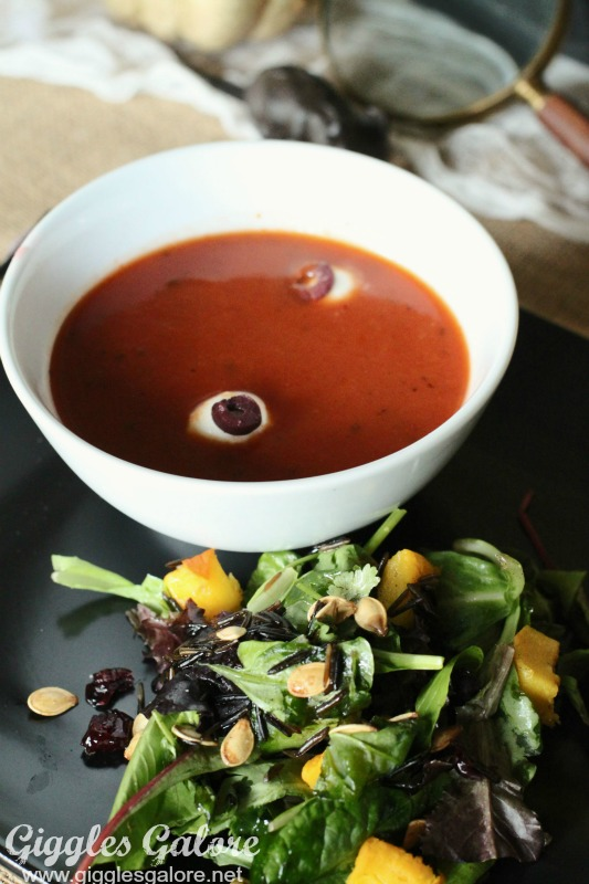 Tomato Soup and Decomposed Salad_Giggles Galore