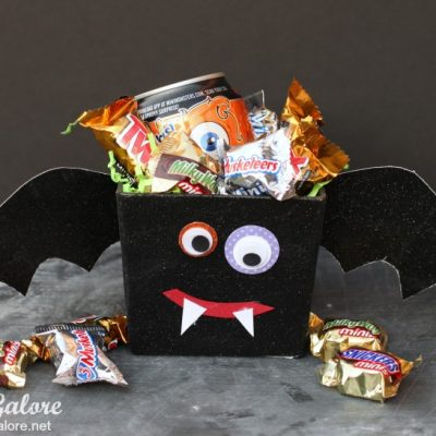 DIY Halloween Bat BOO Kits