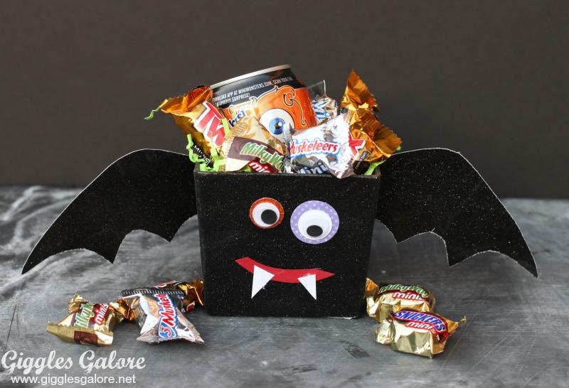 Vampire Bat Boo Kit