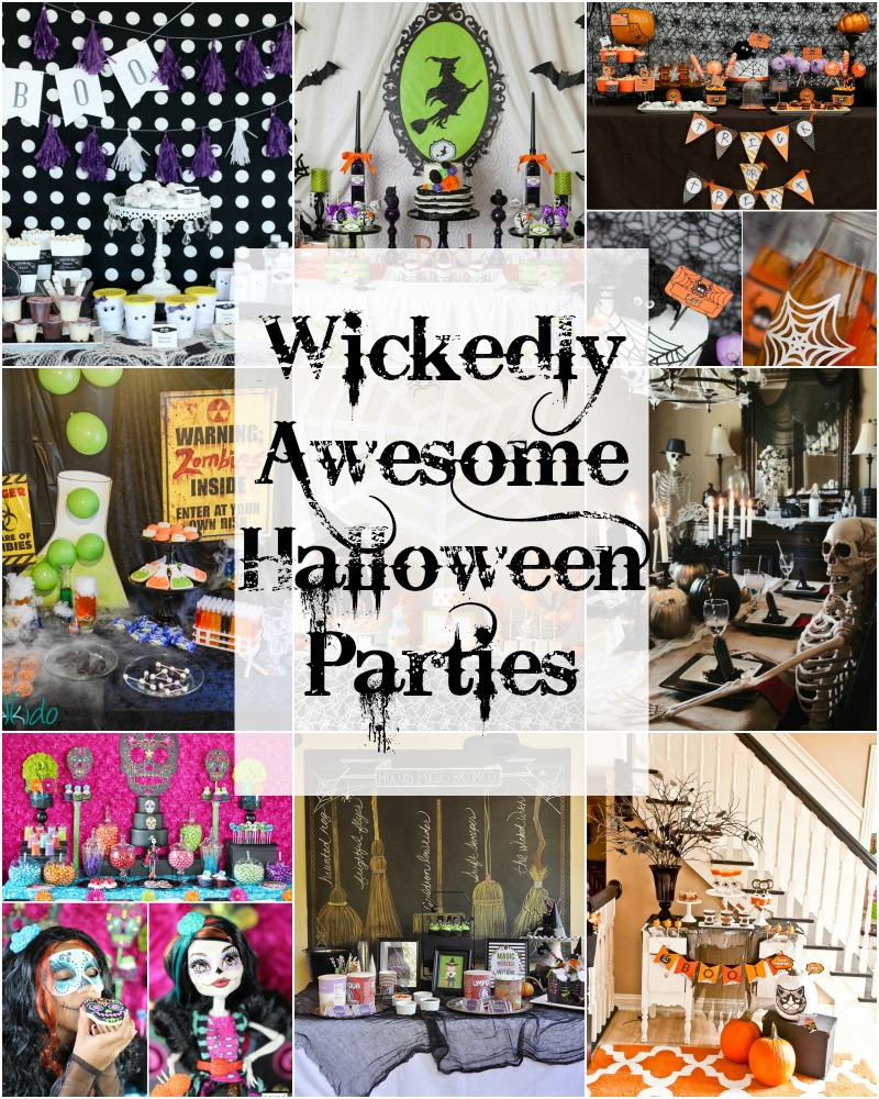 Wickedly Awesome Halloween Parties PI