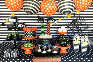 A Witch's Soiree Halloween Party