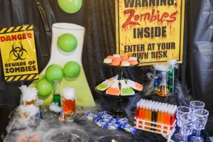 Wickedly Awesome Halloween Parties
