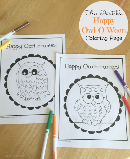 o ween coloring pages - photo #2