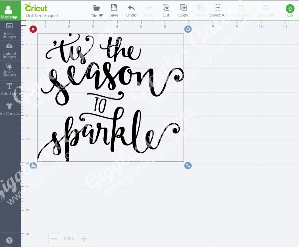 Cricut Christmas SVG