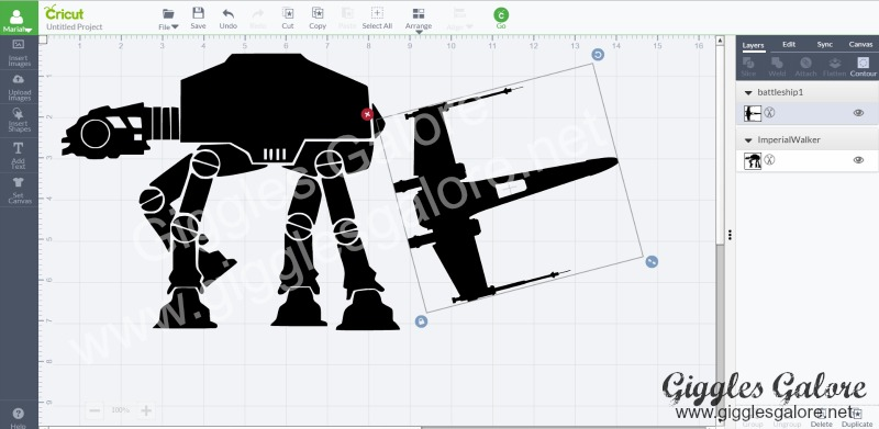 Cricut Star Wars SVG