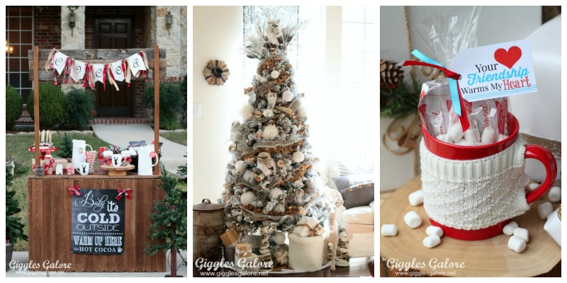 Giggles Galore Christmas Projects