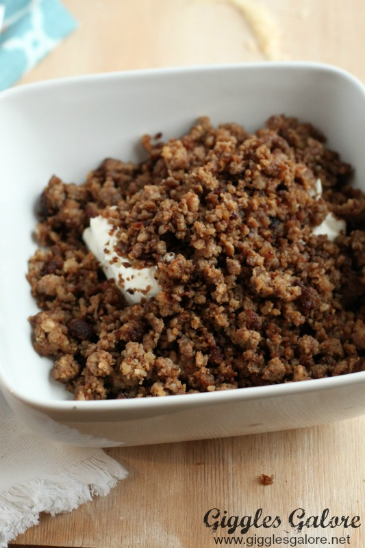 Sausage and Cream Cheese