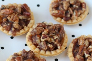 Mini Pecan Brie Bites