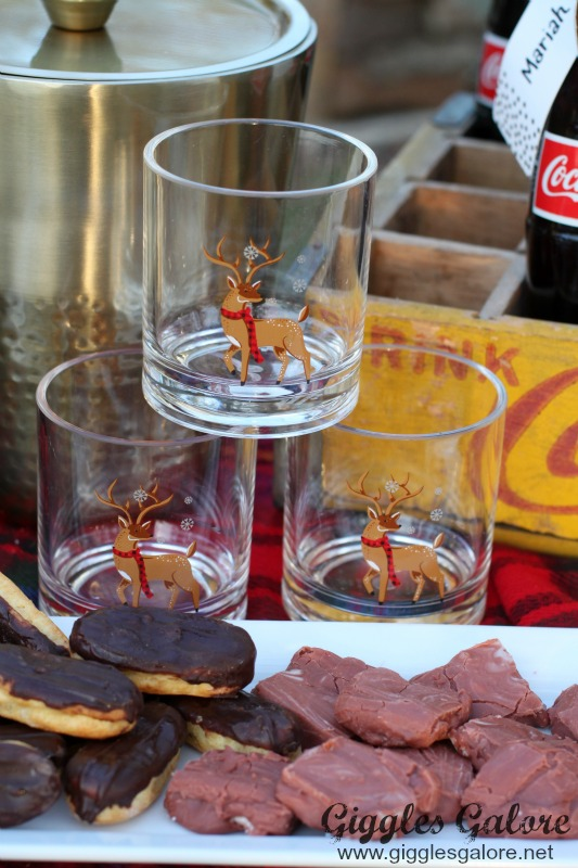 Deer Tumbler for Coca-Cola