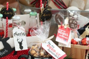 Easy DIY Christmas Gifts with Printable Tags