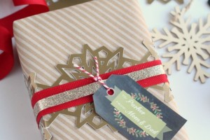 Holiday Gift Wrapping Tips & Techniques