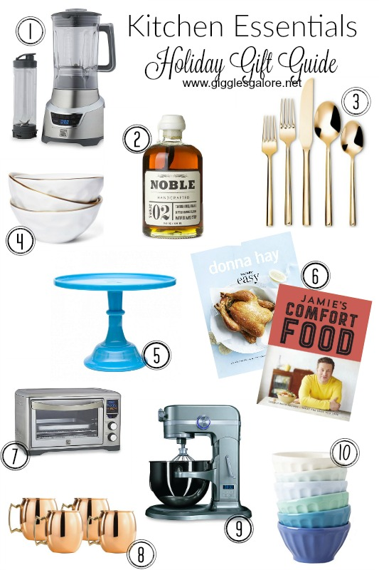Kitchen Essentials Holiday Gift Guide