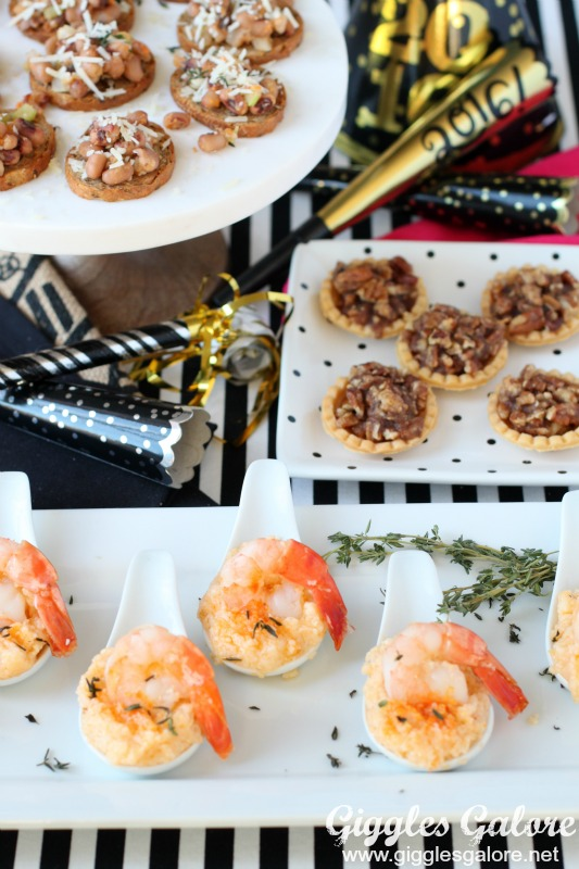 NYE Party Appetizers