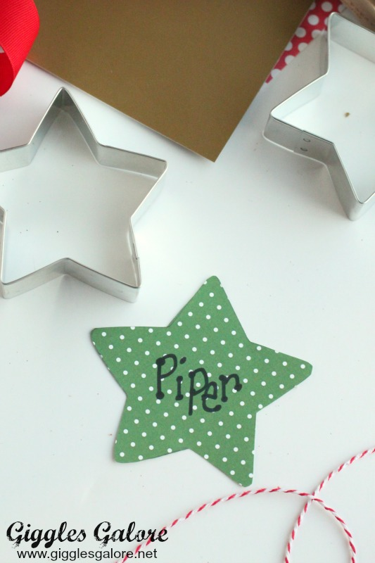 Star Cut Out Paper