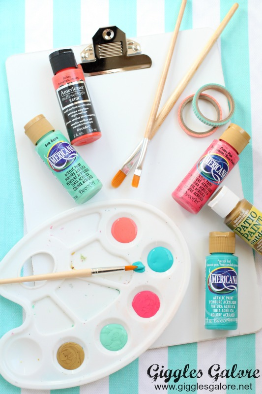Americana Craft Paint