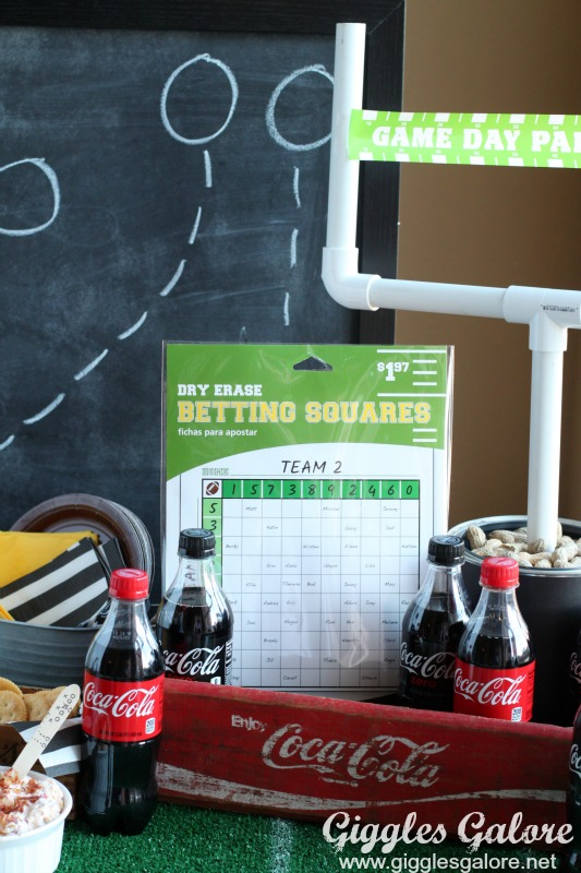 Big Game Betting Squares
