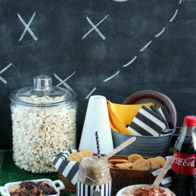 How to Host a Winning Football Party for the Big Game