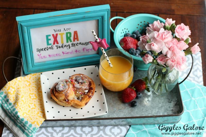 Extra Special Breakfast