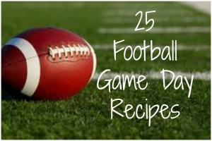 25 Football Game Day Recipes