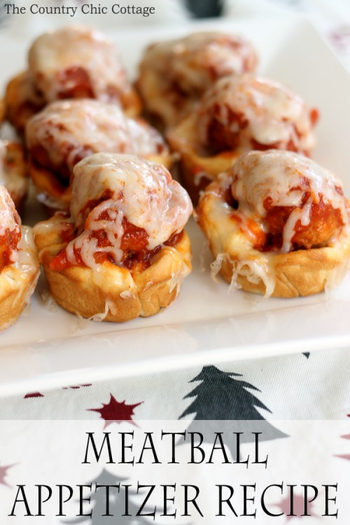 Football Game Day Foods Meatball Appetizers