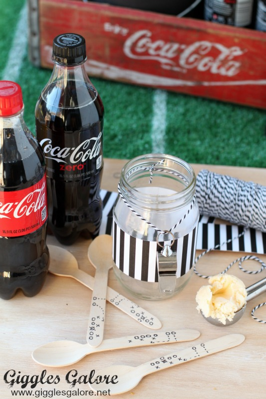 Game Day Referee Coke Floats