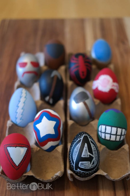 30 Easter Egg Decorating Ideas Giggles Galore