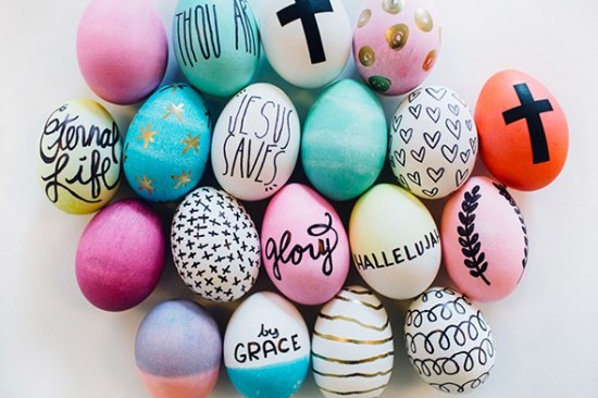 Inspirational Easter Eggs, Easter Egg Decorating Ideas