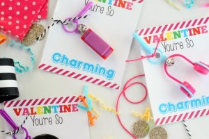 Retro Charm Valentine Printable