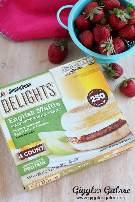 Jimmy Dean Delights English Muffin