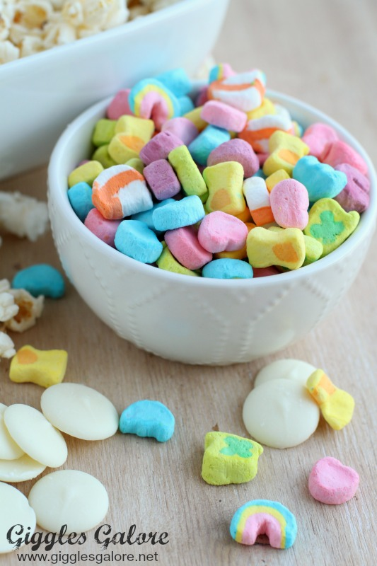 Lucky Charm Marshmallows