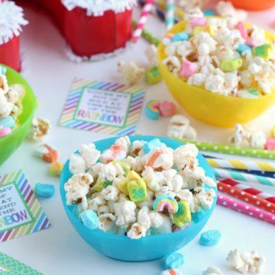 Lucky Charm Popcorn
