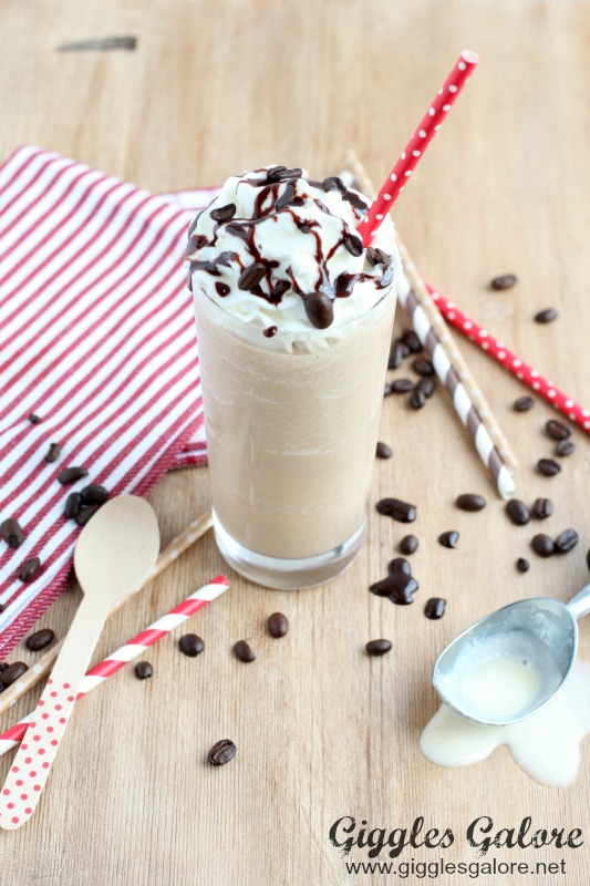 Mocha Coffee Milkshake