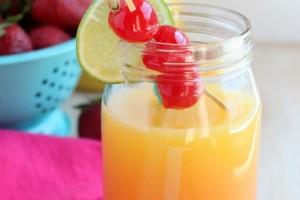Texas Sunrise Mocktail