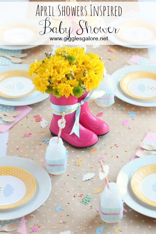 April Showers Inspired Baby Shower_GG