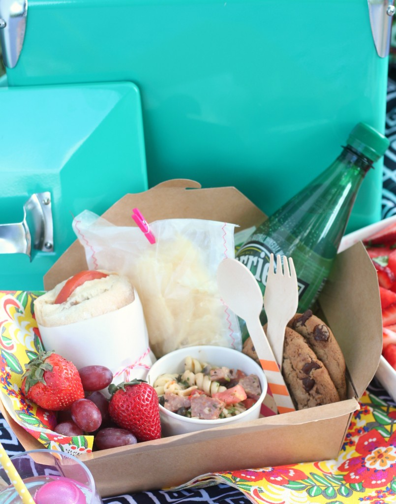 Boxed Picnic Lunch
