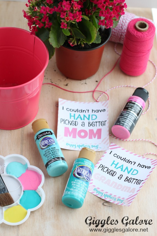 Hands Down Mother's Day Gift Supplies