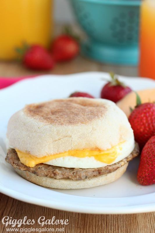 Jimmy Dean Delights Breakfast Sandwich2
