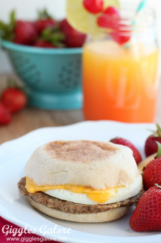 Jimmy Dean Delights_Start Your Morning Right