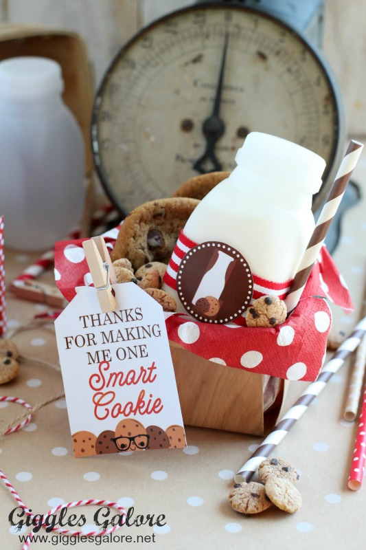 Smart Cookie Teacher Appreciation Gift Basket_GG