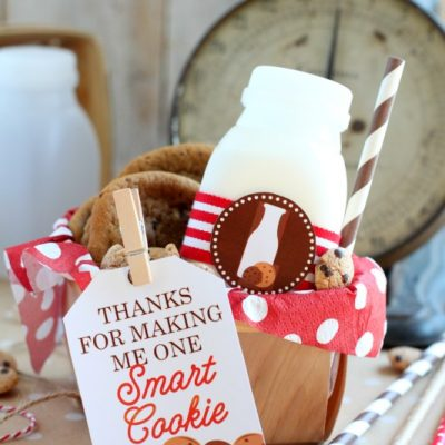 Smart Cookie Teacher Appreciation Gift