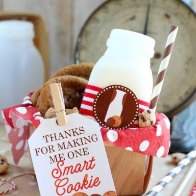 Smart Cookie Teacher Appreciation Gift