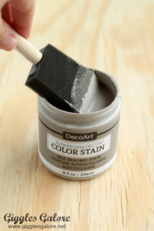 Gray DecoArt Color Stain