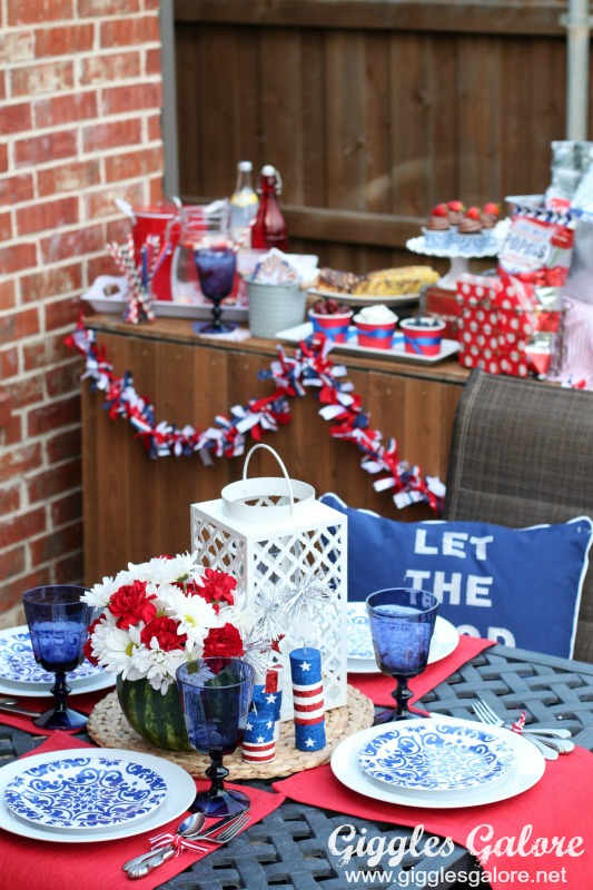 Memorial Day BBQ Party