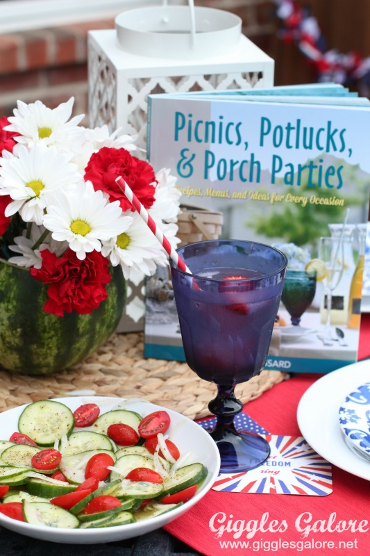 Memorial Day Porch Party