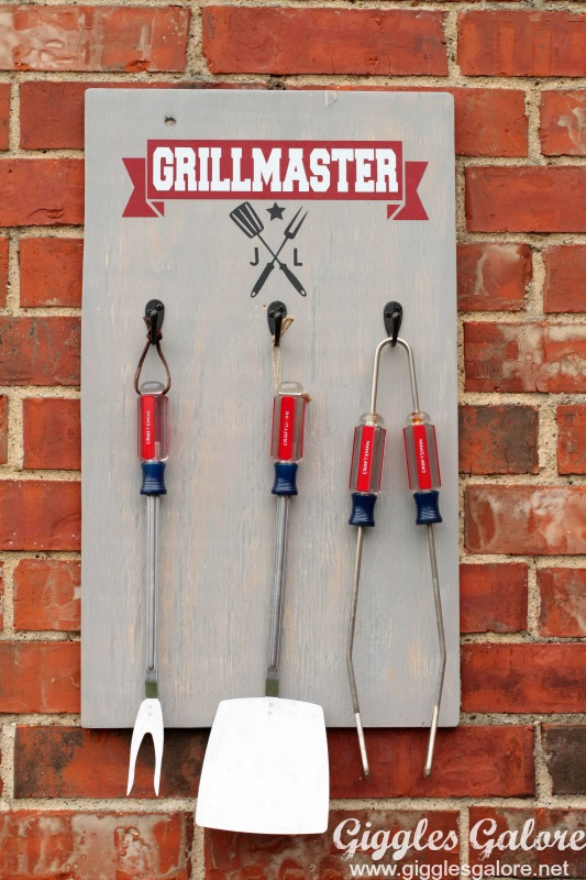 Outdoor GrillMaster Sign